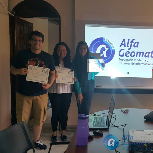 Cursos Alfa Geomatics