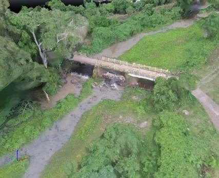 Levantamiento topografico con drones El Salvador Alfa Geomatics